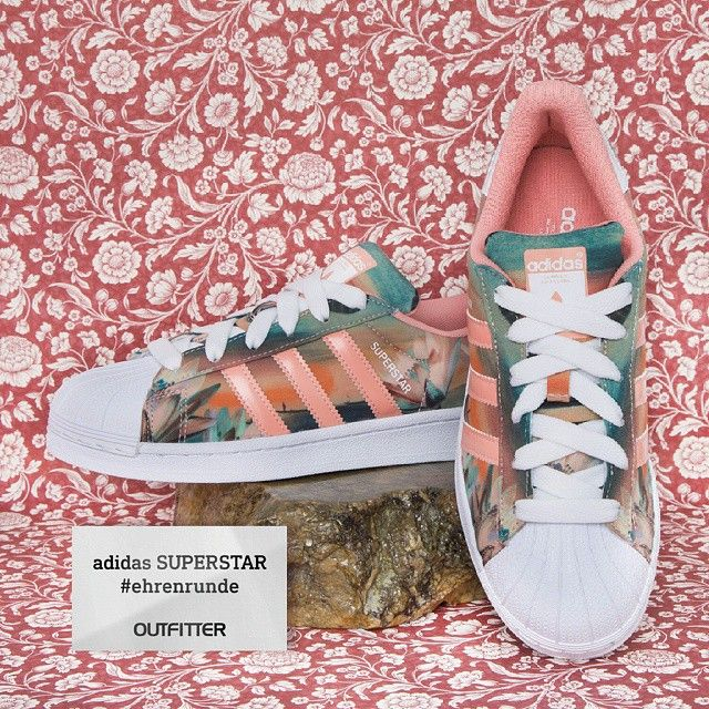 adidas superstar flower power kopen