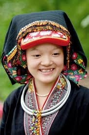 Nung #people; #culture; #costumes;