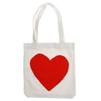 Shoppingbag Herz