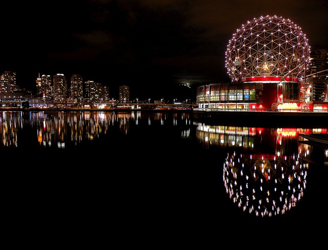 False Creek Reflecting by Brian Chase Photography, via Flickr.