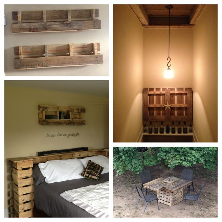 40 Ecofriendly Diy Pallet Ideas For Home Decor More: 17 Best Images About Palletize On Pinterest