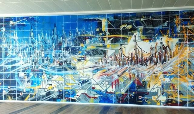 Trabalho Urban-Art by RAM