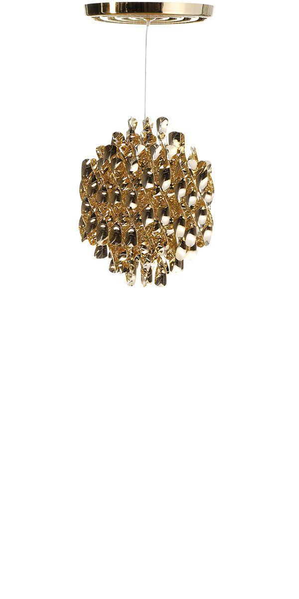 SPIRAL SP1 - Pendant designed in 1969 by Verner Panton