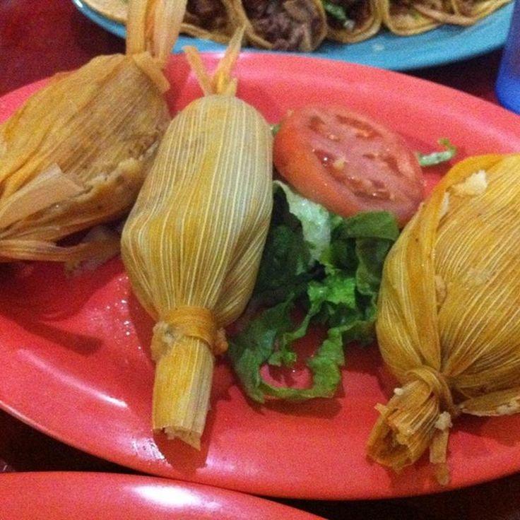 Tamales - El Azteca Mexican Restaurant - Zmenu, The Most Comprehensive Menu With Photos