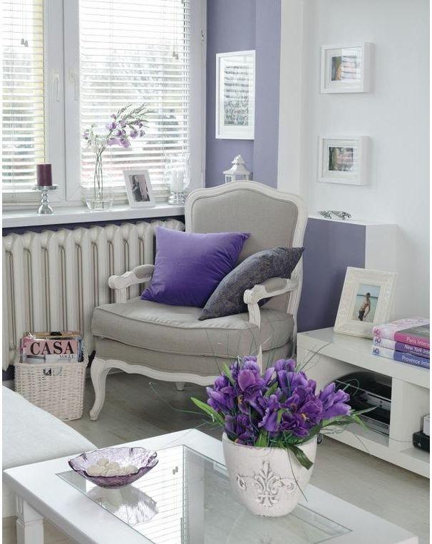 Mauve Living Room Part - 20: Purple Color Pallette. Mauve Living ...