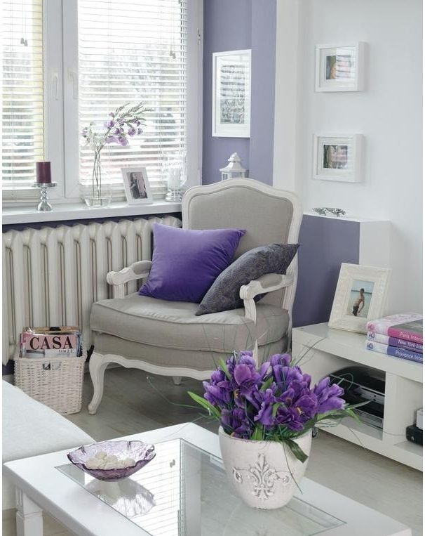 17 best images about color lavendar mauve purple rooms for Lavender room color