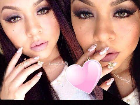 Tutorial de maquillaje sencillo y romántico - Juancarlos960 - YouTube