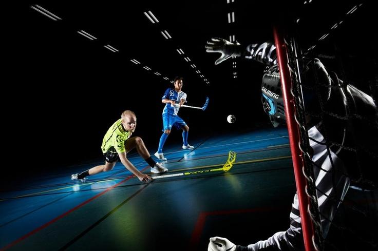 Ryan Halldén, Sarpsborg Sharks & Christian Kjellman Warberg
