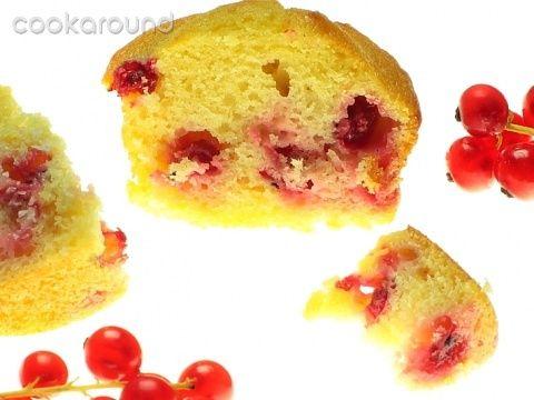 Muffin ai ribes