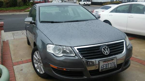 2008 VW PASSAT LUX 2.0T TSI. NEEDS WORK