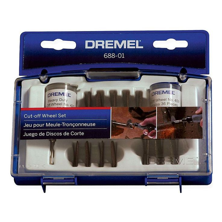 Dremel quick change cut off wheel wire peeler tool
