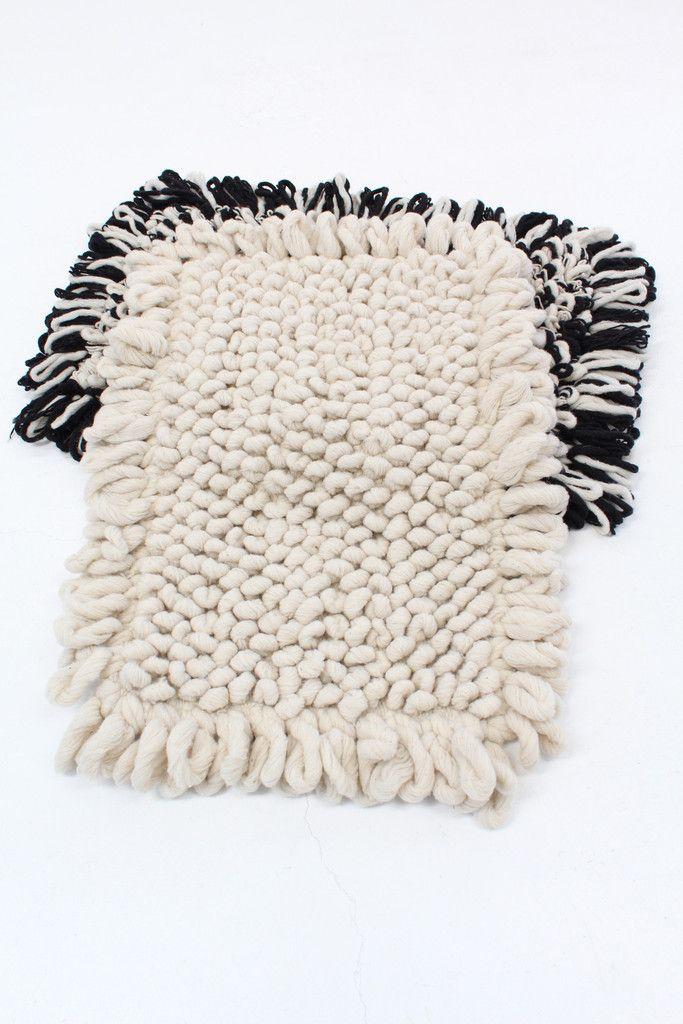 Beklina Hand Loomed Wool Rugs