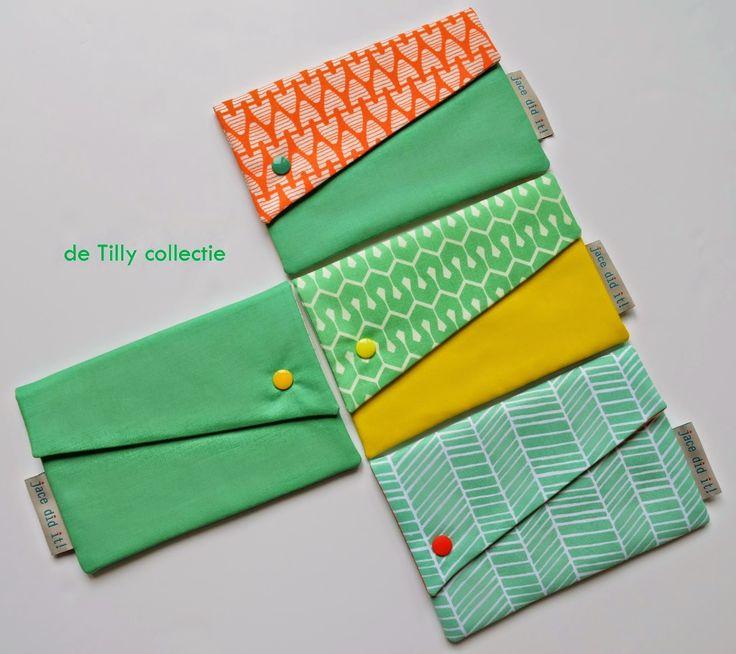elisanna: jullie eigen creaties uit 'Mijn tas'
