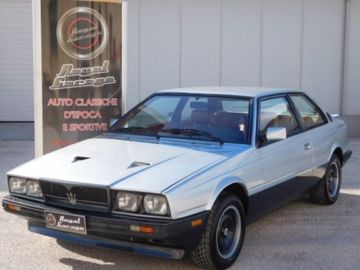 "Maserati Biturbo S ""CARBURATORI-"
