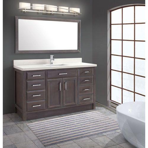 13 best stuff to buy images on pinterest industrial for Bobs furniture bathroom vanity