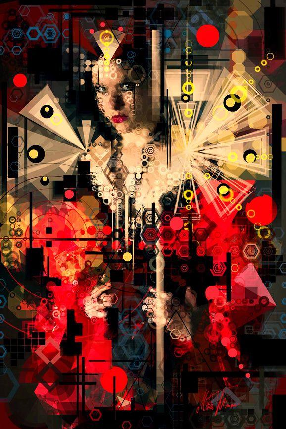 Red Queen by Mishelangello.deviantart.com on @deviantART