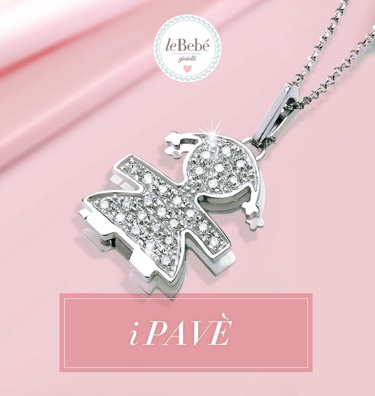 I dolci e splendidi pavè ci accompagnano in ogni occasione... gioielli Le Bebè. http://www.gioielleriagigante.it/categoria-prodotto/gioielli-donna/le-bebe/