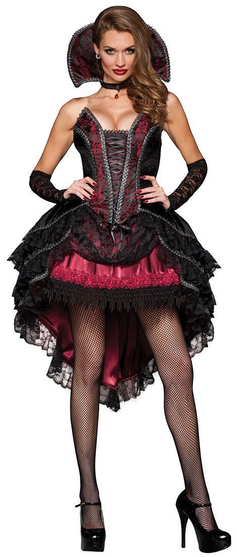 65154d6260 Super Deluxe Vampire s Vixen Sexy Costume -  Vampire  Costumes repinned by  rebelmouse.antidoteco.com and www.antidoteco.com