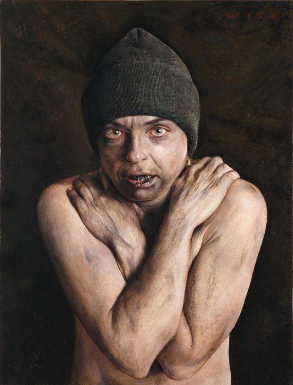 Dan Witz | Figures and Portraits