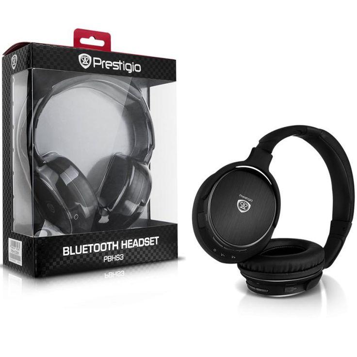 PRESTIGIO PBHS3 Słuchawki bezprzewodowe Bluetoth