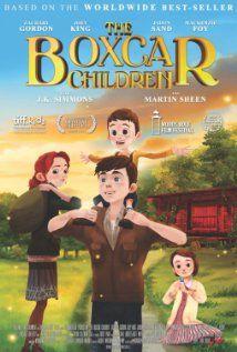 Boxcar Children - Mackenzie Foy, Zachary Gordon, Joey King, J.K. Simmons, & Martin Sheen