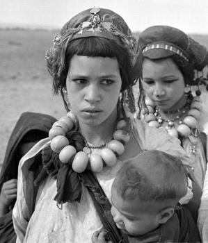 Africa | Berber, Morocco | © Bernard Rouget
