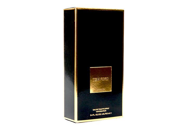 Tom Ford #box #packaging #luxury #bespoke #fashion #perfume
