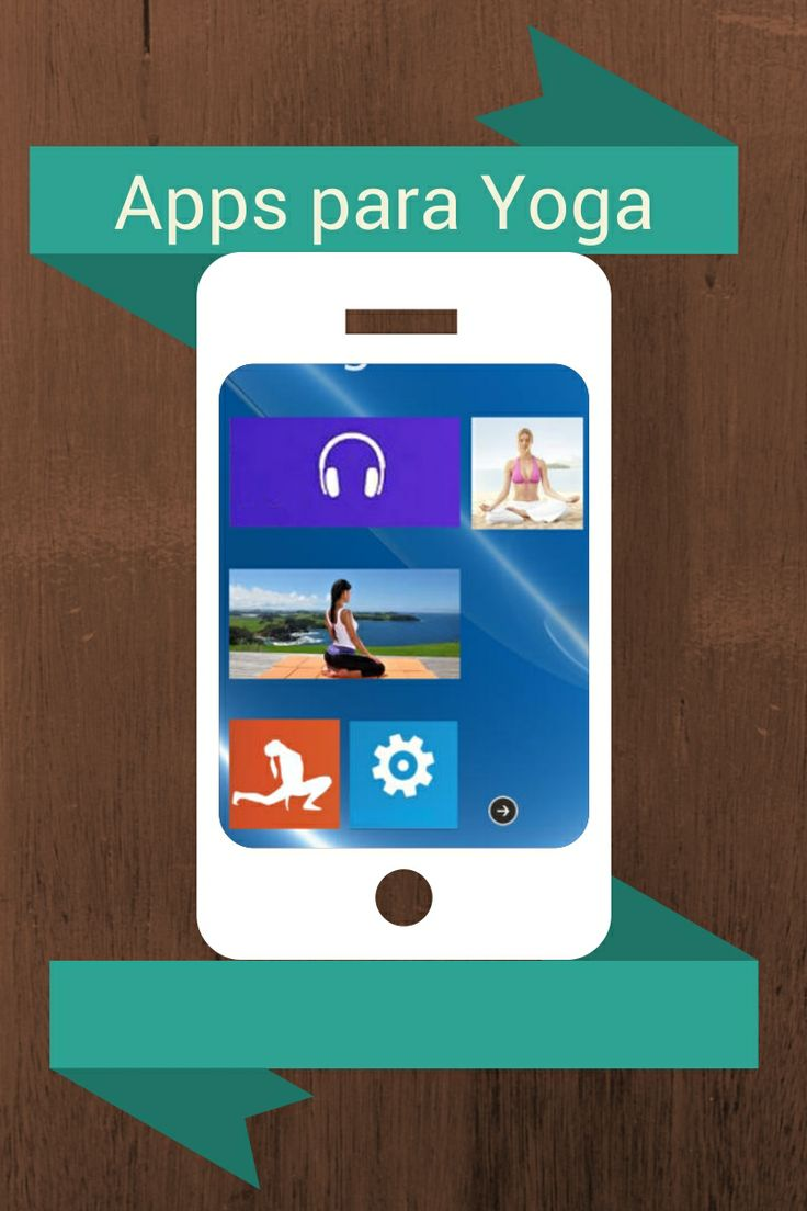 Apps para yoga  #yoga #apps #fitness