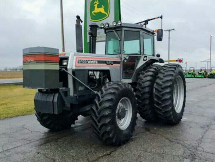 195 White Tractor : Best white farm equipment images on pinterest