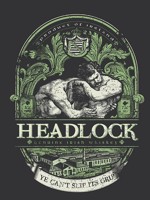Headlock by Derrick Castle