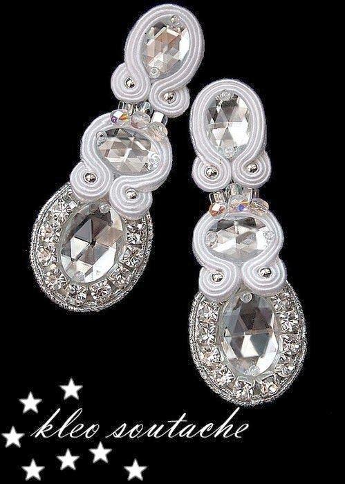 Sutasz Kleo /Soutache jewellery: SURIJA