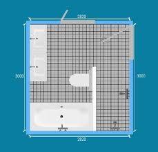 16 best images about badkamer idee n on pinterest - Badkamer indeling ...