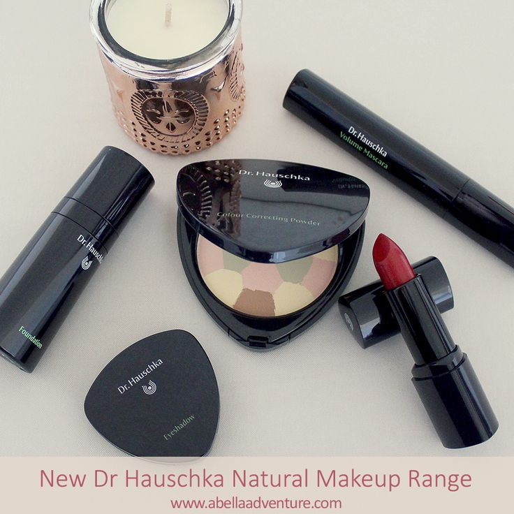 New Dr Hauschka Natural Makeup Range | A Bella Adventure | http://www.abellaadventure.com/beauty/dr-hauschka-natural-makeup/