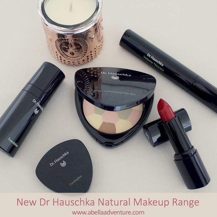 New Dr Hauschka Natural Makeup Range | A Bella Adventure | http://www.abellaadventure.com/beauty/dr-hauschka-natural-makeup/