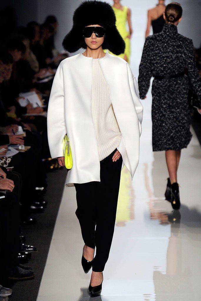 Michael Kors Collection Fall 2009 Ready-to-Wear Fashion Show - Liu Wen