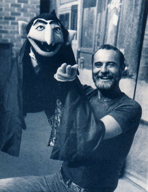 The Count Is Dead, R.I.P. - Jerry Nelson, the legendary voice from Sesame Street and The Muppet Show