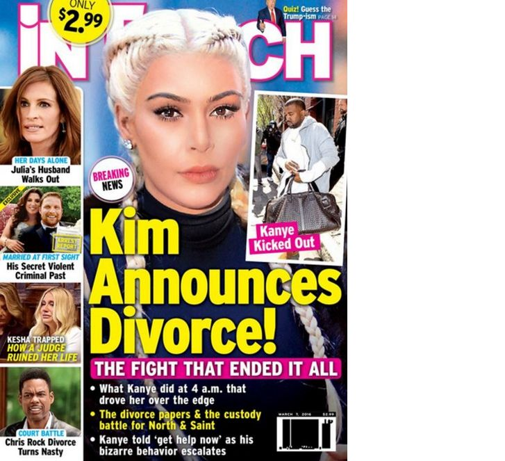 Divorced saints