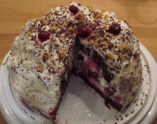 Торт *Панчо*