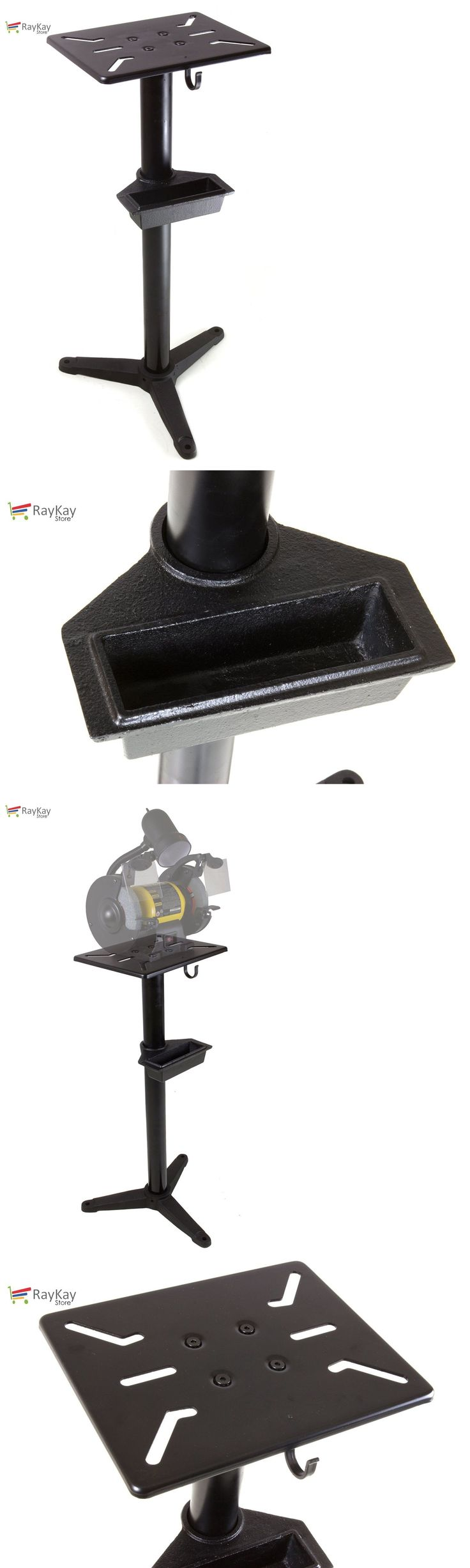 Bench Grinders 42277: Wen Craftsman Cast Iron Bench Grinder Pedestal Stand Water Pot Heavy Duty Power -> BUY IT NOW ONLY: $34.47 on eBay!