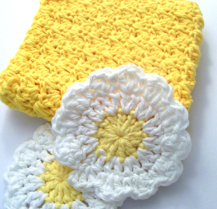 Washcloths Crochet: 26 Best Images About CROCHET Washcloths On Pinterest