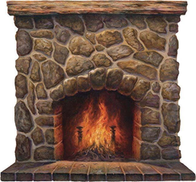 8 best Faux Fireplace images on Pinterest | Fake fireplace ...