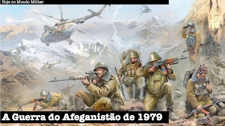 A Guerra do Afeganistão de 1979