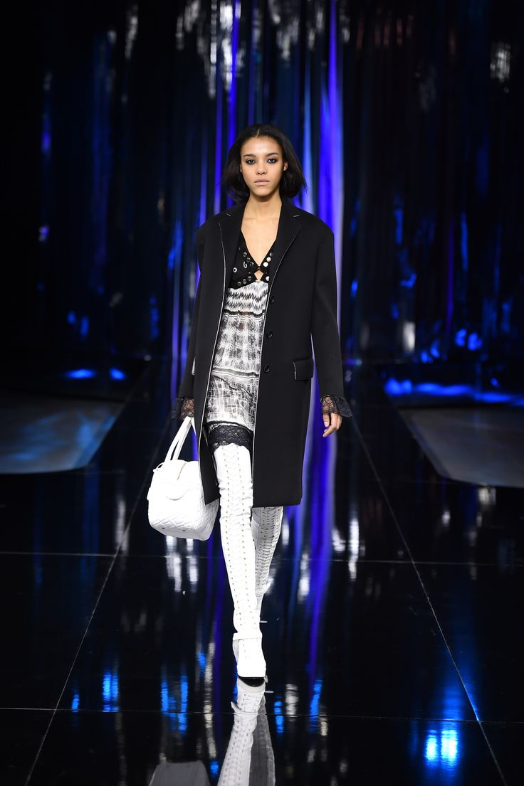 #HOGAN total-look from the Women's Fall-Winter 2015/16 Presentation. #HOGANClub