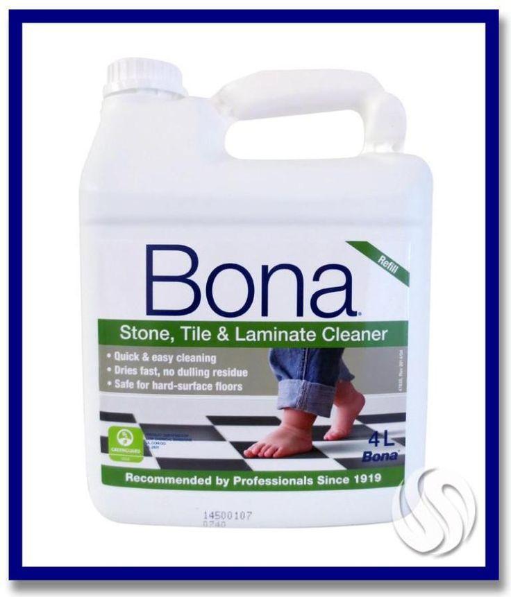 Interior Classic Bona Tile And Laminate Floor Cleaner