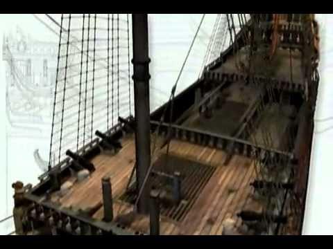 VOC schip toen