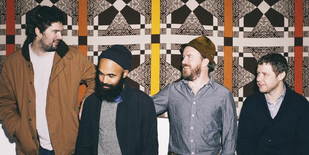 NEWS: The folk trio, The Cave Singers, have announced a North American tour, for December through March. Select dates will be in support of Current Swell's headlining tour. Details at http://digtb.us/1O27Ejj