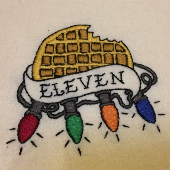 Shop Women's size OS Other at a discounted price at Poshmark. Description: Hand embroidered Stranger Things Eleven patch! These embroideries can be sewn on or framed and hung on a wall! Super cute and original! Don't go into the upsidedown!. Sold by veritasowl. Fast delivery, full service customer support.