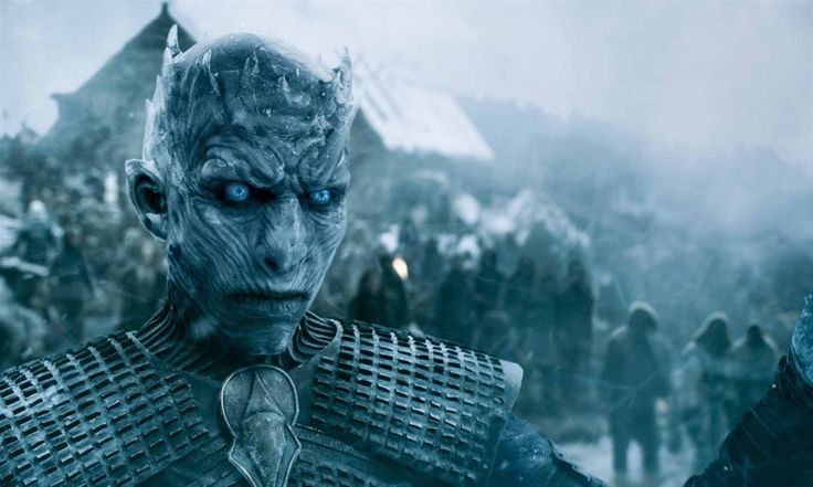 I'm the pioneer of the White Walkers and here's the reason we're taking so long