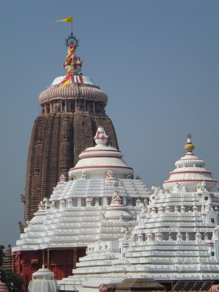 Jagannath Temple, Puri, Orissa