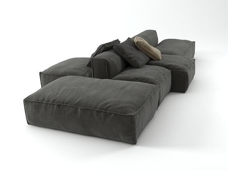 sofa mauro lipparini sectional